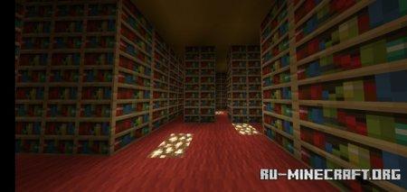 Скачать Mall for Hide and Seek для Minecraft PE