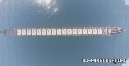 Скачать SS. Seaside (1989) для Minecraft