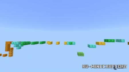 Скачать Tales Of Parkour: Void Edition для Minecraft PE