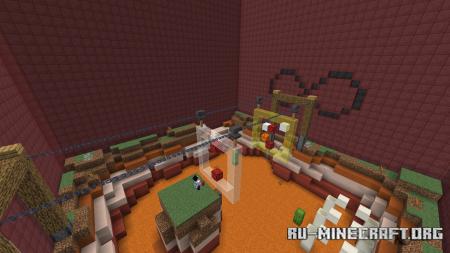Скачать The Infinity Room для Minecraft