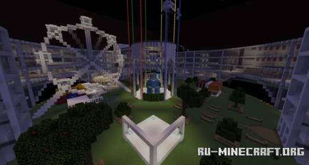 Скачать Run From The Dead: The Night Mall для Minecraft