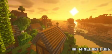 Скачать Pack.Png Village для Minecraft