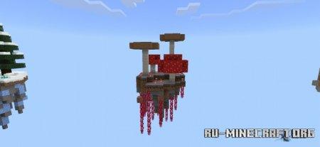 Скачать SkyBlock Adventure by Athis_plays для Minecraft PE