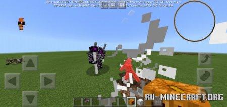 Скачать The Nether Portal Guardian для Minecraft PE 1.16