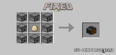 Скачать M Recipes для Minecraft PE 1.16