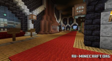 Скачать The Mysterious Mansion of Dr. Diamondheimer для Minecraft
