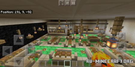Скачать Prison (Role Play) для Minecraft PE