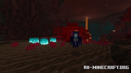 Скачать The Wraith для Minecraft PE 1.16
