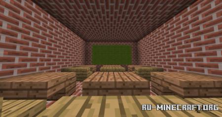 Скачать Снова в школу для Minecraft 1.12