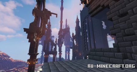 Скачать Bugged Castle by Threeseconds для Minecraft