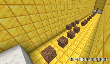 """Скачать SMM's """"Easiest"""" Parkour для Minecraft PE"""