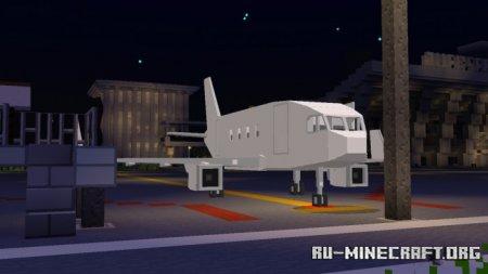 Скачать Airliner для Minecraft PE 1.16