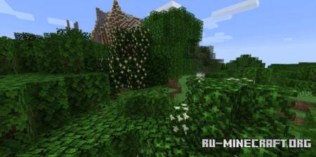 Скачать Fruit Trees для Minecraft 1.16.5
