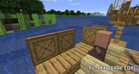 Скачать Macaws Trapdoors для Minecraft 1.16.5