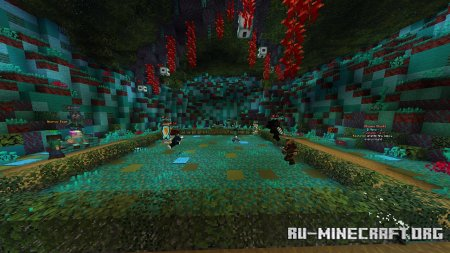 Скачать Block Combat для Minecraft