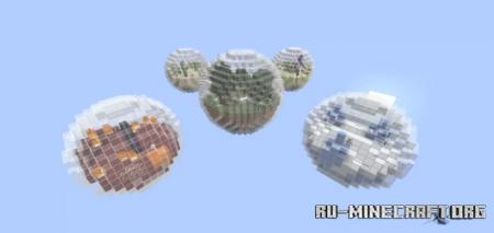 Скачать SkyCircle by Keper0 для Minecraft