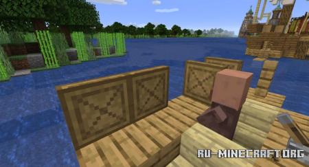 Скачать Macaws Trapdoors для Minecraft 1.16.4