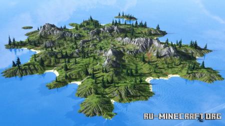 Скачать Richard Island для Minecraft