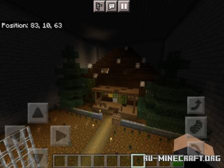 Скачать Escape Room and Parkour by mikadekunder для Minecraft PE