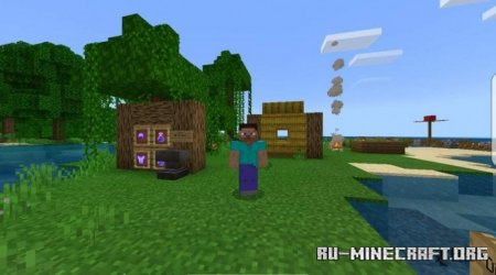 Скачать Jungle Resort v. 2.0 для Minecraft PE