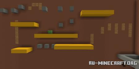 Скачать Mega House - Undermining для Minecraft PE