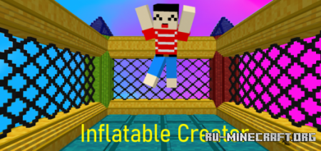 Скачать Inflatable Creator для Minecraft PE 1.16