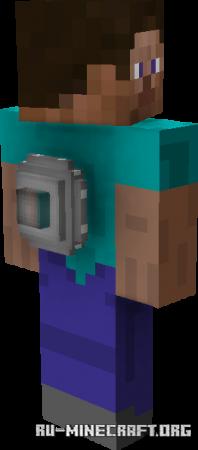 Скачать Elytra Models by Dredding2000 для Minecraft PE 1.16