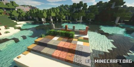 Скачать Niel [512x] для Minecraft 1.16