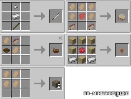Скачать Average Headcrab для Minecraft 1.16.5