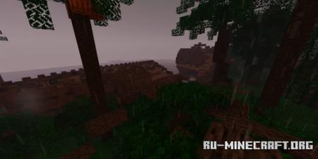Скачать Castaway Island: A CTM Adventure для Minecraft