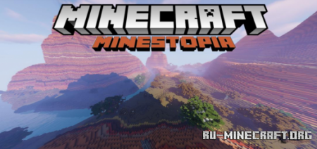 Скачать Minestopia для Minecraft PE