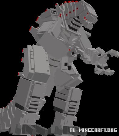 Скачать Godzilla vs Kong для Minecraft PE 1.16