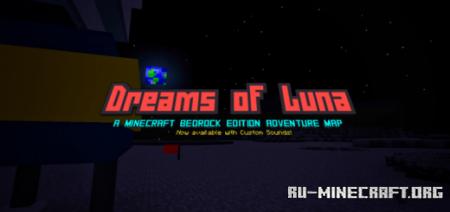 Скачать Dreams of Luna для Minecraft PE