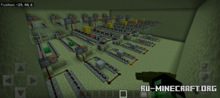 Скачать End Bedwars для Minecraft PE