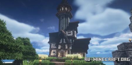 Скачать Fantasy Lighthouse для Minecraft
