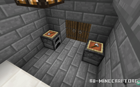 Скачать Escape From The Prison 3 для Minecraft PE
