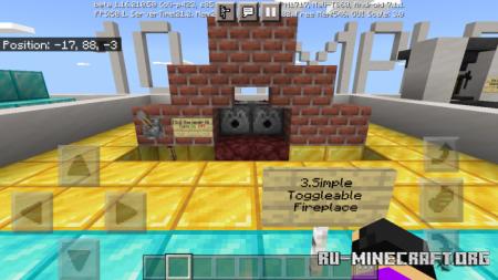 Скачать 10 Simple Redstone Builds 2021 для Minecraft PE