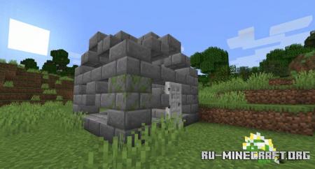 Скачать Stoneholm для Minecraft 1.16.5