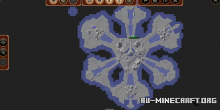 Скачать Stargate Atlantis by Minegate Network для Minecraft