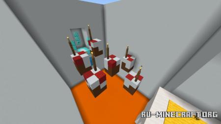 Скачать In Parkour! (50 Levels) для Minecraft PE
