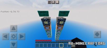 Скачать Temple Speedrunning Practice для Minecraft PE