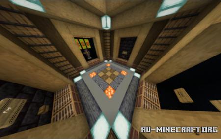 Скачать Survival & PVP V2 для Minecraft PE