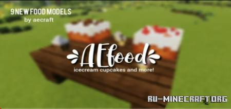 Скачать AEfood для Minecraft PE 1.16
