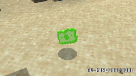 Скачать Change Emerald To Money для Minecraft PE 1.16