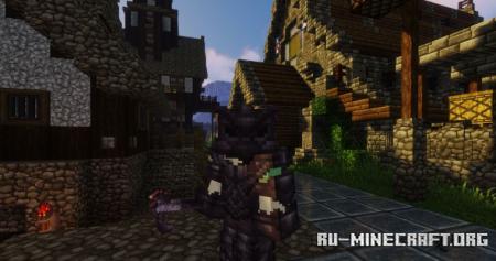 Скачать Thalyrus Medieval Warfare [64x] для Minecraft 1.16