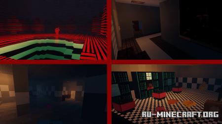 Скачать Over Freddy's 5 для Minecraft