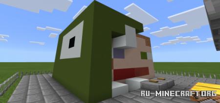 Скачать Crazy Course для Minecraft PE