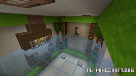 Скачать The Sphere by MSO Soneor для Minecraft PE