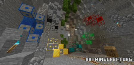Скачать Aqua Marine PvP для Minecraft PE 1.16