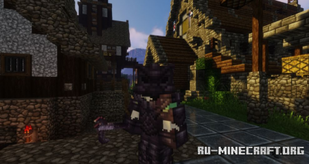 Скачать Thalyrus Medieval Warfare [64x] для Minecraft 1.15